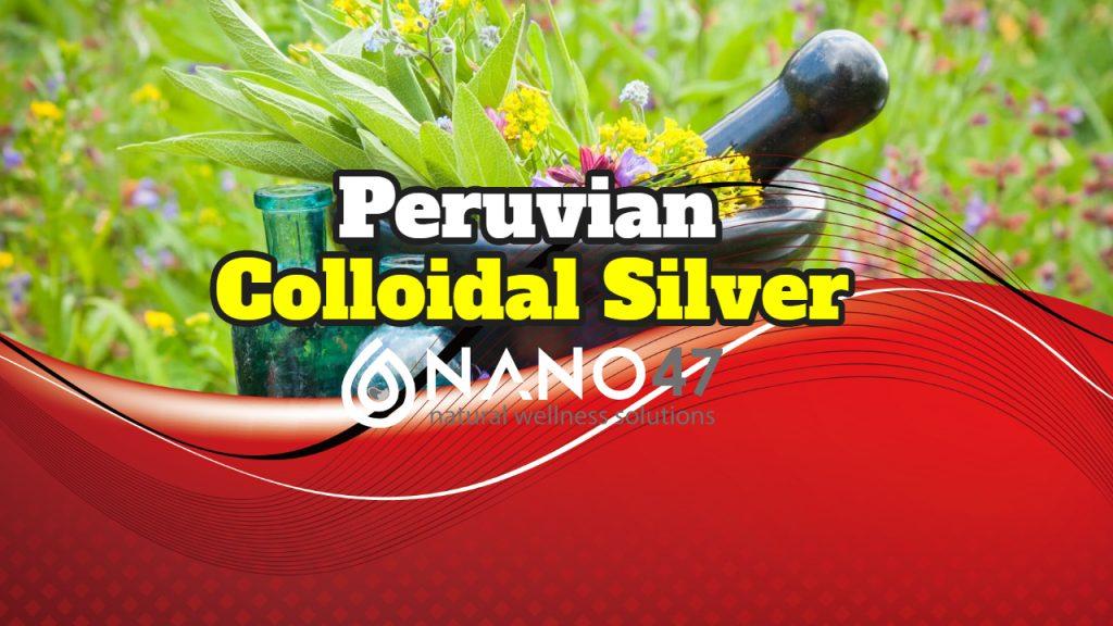 peruvian colloidal silver for cannabis