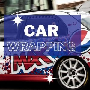 car wrapping technique